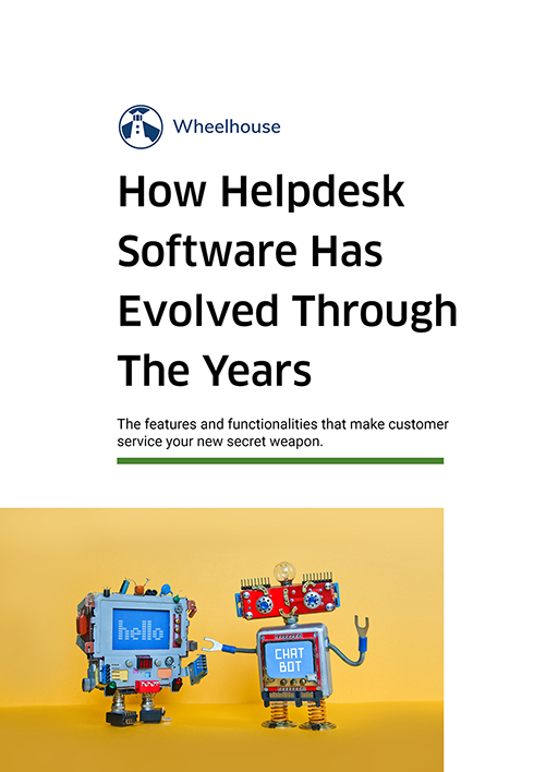 how-helpdesk-software-has-evolved-through-the-years