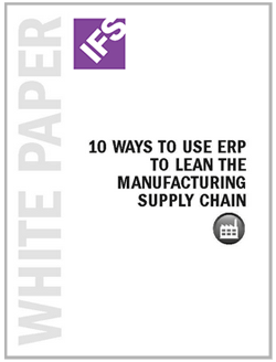 10-ways-to-lean-manufacturing-supply-chain