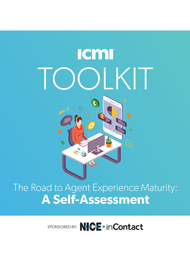 icmi-toolkit:the-road-to-agent-experience-maturity