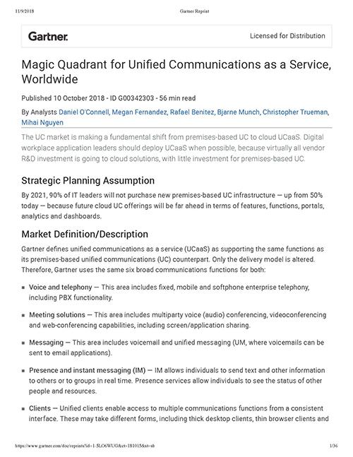 gartner:-magic-quadrant-for-unified-communications-as-a-service-worldwide