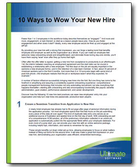 10-ways-to-wow-your-new-hire