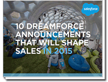 10-dreamforce-announcements-that-will-shape-sales-in-2015