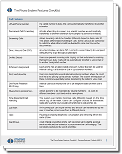 the-phone-systems-checklist