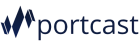 Portcast-logo